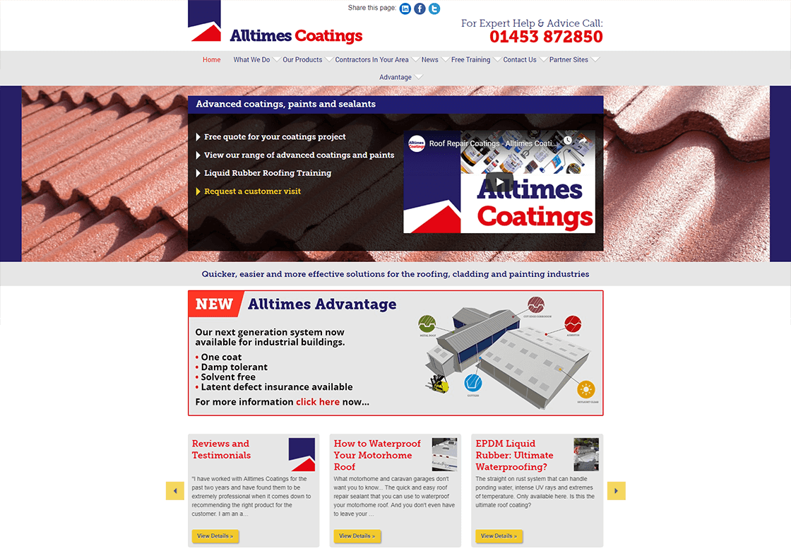 Alltimes Coatings